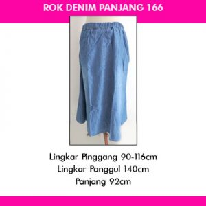ROK-DENIM-166-150RB