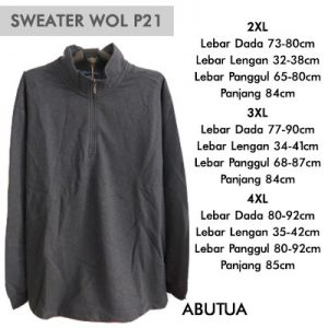 SWEATER-WOL-P21-190RB